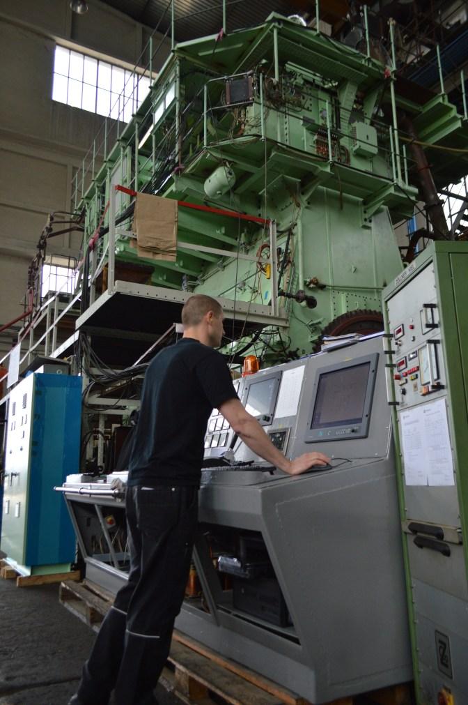 BRODOSPLIT Izgradnja glavnog dvotaktnog sporohodnog dizel motora novije generacije za BRODOTROGIR - FOTO Škveranka