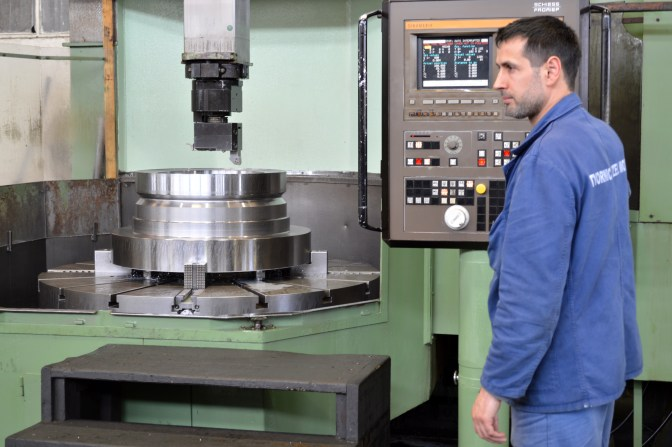 BRODOSPLIT MACHINING Ltd. - Schiess