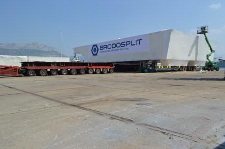Brodosplit - Projekt MOSE - Transport, 2.9.2016. - FOTO Škveranka (19)