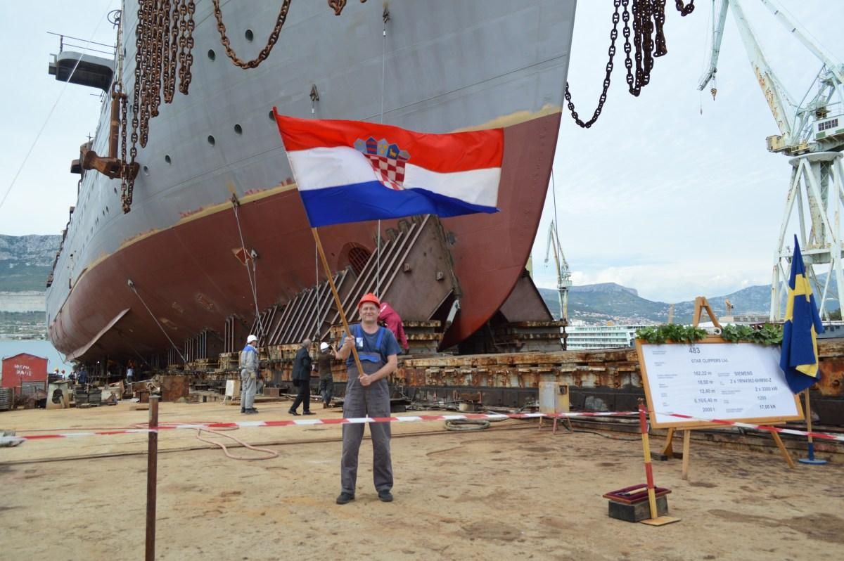 Intervju za LIDER: Tomislav Debeljak o restrukturiranju Brodosplita i budućnosti brodarstva