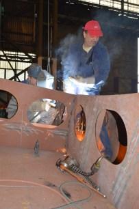 Izgradnja grupe 211 za Novogradnju 484 - Brodosplit NPH