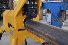 Izrada utora za mehaničke spojke na cijevima za NOV. 484