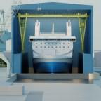 Razvoj Brodosplita: Počeli s projektom izgradnje dva suha doka