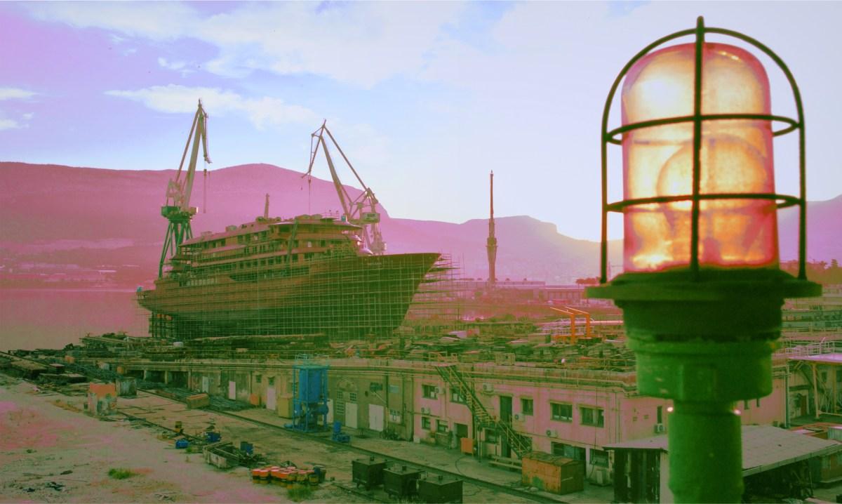 Brodogradilište Brodosplit i hrvatska brodogradnja danas