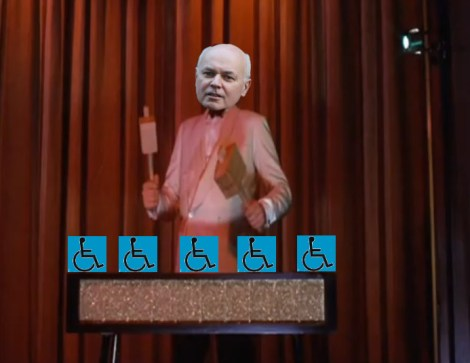 IDS disabled-organ