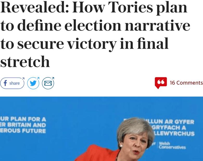 telegraph panic
