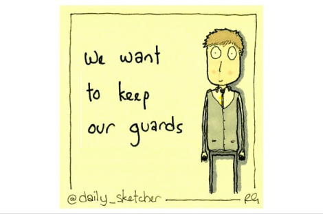 keep guards