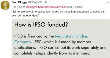 bloggs ipso