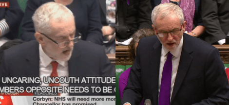 two corbyns