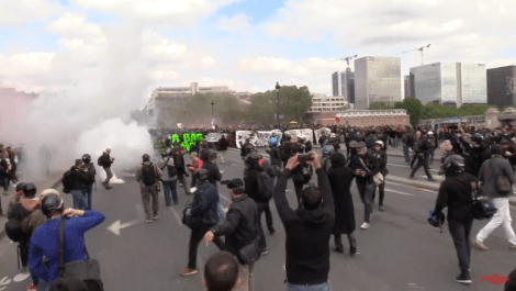 may day paris