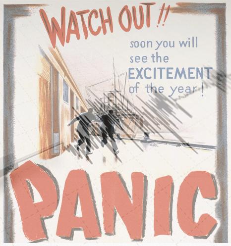 panic quake