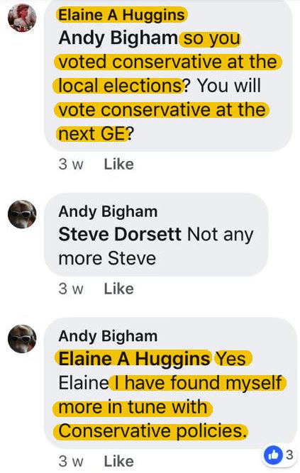 bigham vote