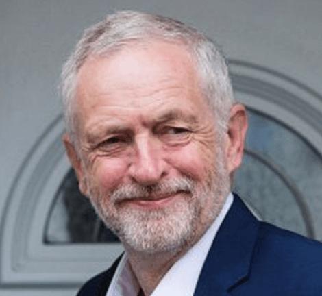 corbyn smile