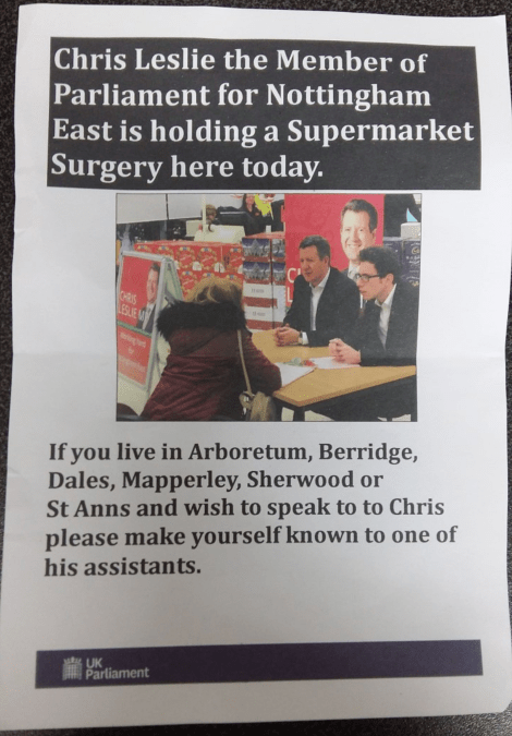 leslie supermarket