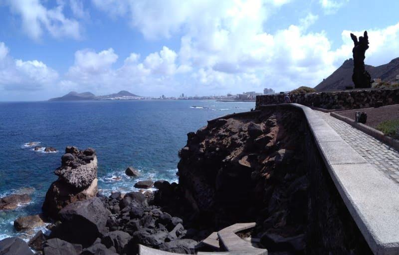 el atlante miradores en Gran Canaria