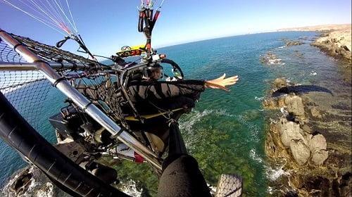 parapente Gran Canaria