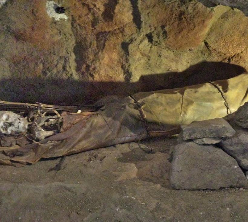 archaeologial sites Gran Canaria Yacimientos arqueológicos