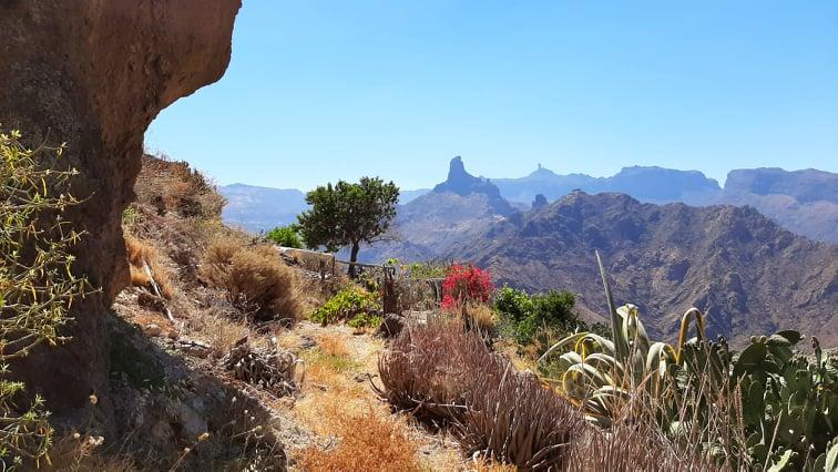 Roque Bentayga Gran Canaria