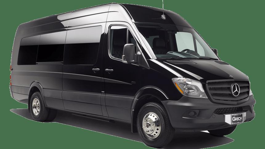 Luxury Limousine and executive vehicle, airport transfer Sprinter, wine tour Sprinter, wedding Sprinter.