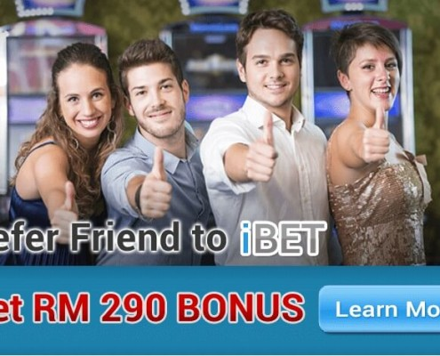 Refer a Friend Promotion by SKY3888