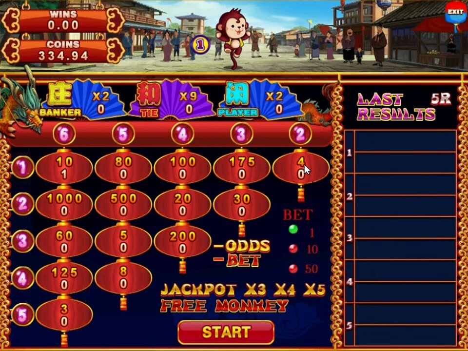 Sky3888-Monkey-Thunderbolt-video-slot-game