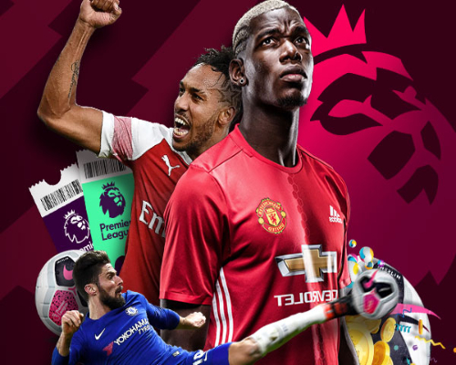 iBET Aug EPL Lucky Draw