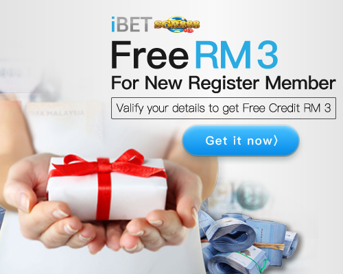 iSCR888 bonus Verifying personal info and get RM3 FREE