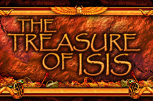 sky3888-slots-the-treasure-of-isis-logo