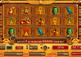 sky3888-treasure-of-isis-slot-game