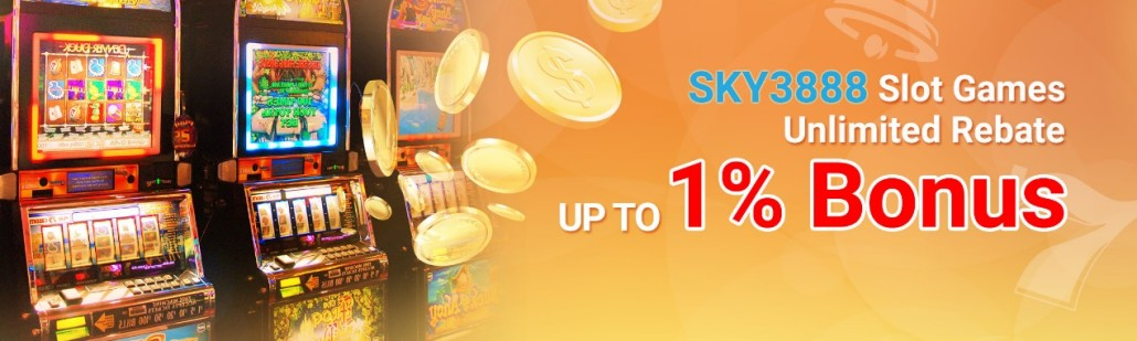 sky3888 rebate up to 1%