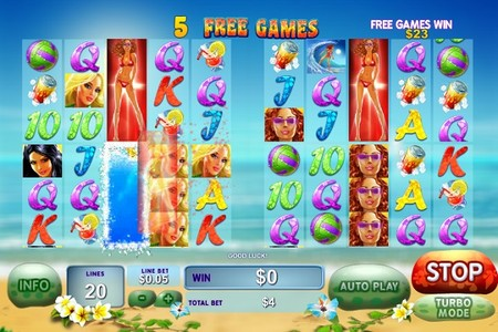 201443085437-playtech-slot-sunset-beach-free-spins-bonus-round-stacked-symbols