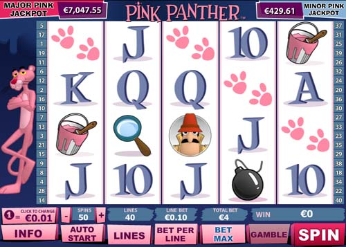Pink-Panther-Slot-Main