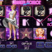Sky3888 Marilyn_Main_slotgame