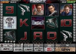 sky3888 bonus Punisher slot