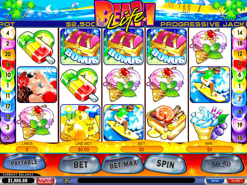 sky3888 register beach life slot game