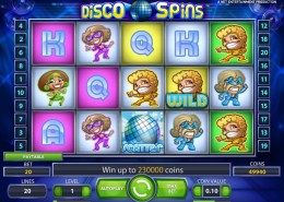 sky3888 top up Disco-Spins