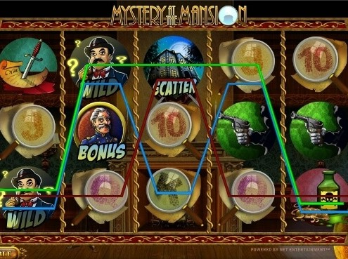 sky3888 mystery at the mansion slot