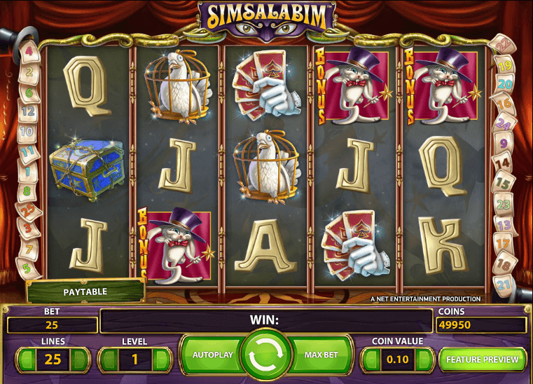 Simsalabim Slots - Play Simsalabim Slots Free No Download