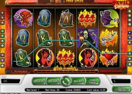 sky3888 deposit Devil's Delight slot game
