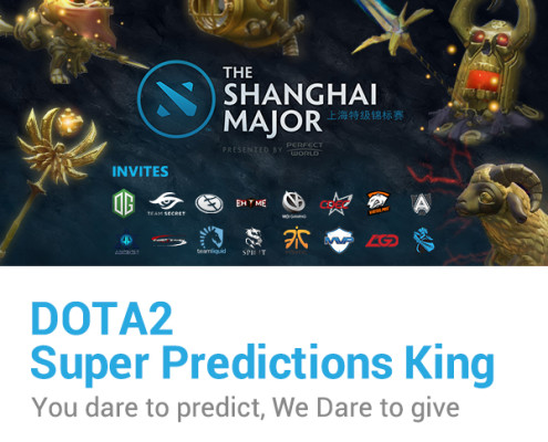 sky3888 DOTA2 Super Predictions King of DOTA2 the Shanghai Major Participate Tutorial