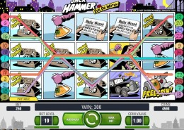 sky3888 Register Famous Comic Story Jack Hammer Slot Game