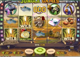 sky3888 Top Up the Natural and Wild World Jungle Games Slot Game