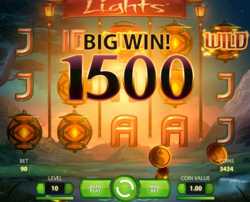 sky3888a Casino Lights Slot Chill in East Style Travel