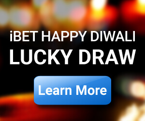 iBET Happy Diwali lucky Draw Sky3888 Recommend Promotion