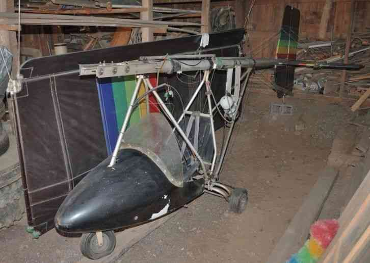 Phantom Aeronautics Classic X 1 Ultralight Airplane See