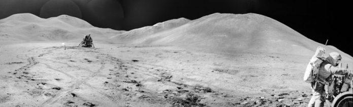 अपोलो 15 और चंद्र पर्वत