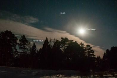 Meet Fomalhaut, the Autumn Star - Sky & Telescope - Sky & Telescope