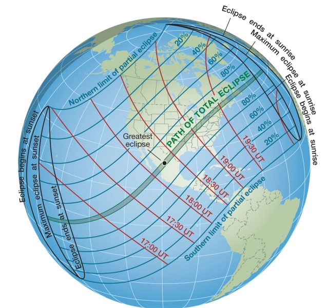 Total solar eclipse of 2024