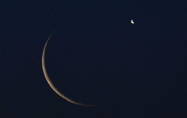 Venus-Moon pairing