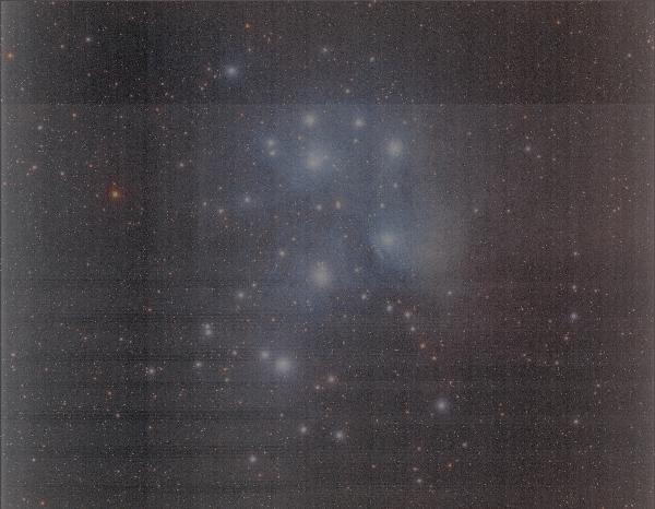 एक छवि में पैटर्न शोर